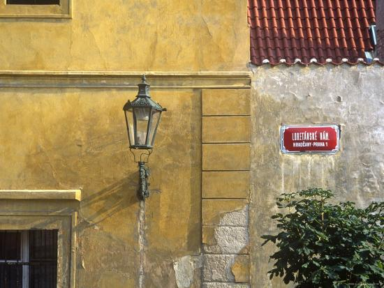 Hradcany District, Prague, Czech Republic-Jon Arnold-Photographic Print