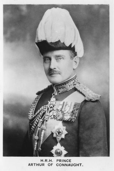 'HRH Prince Arthur of Connaught', 1937-Unknown-Photographic Print