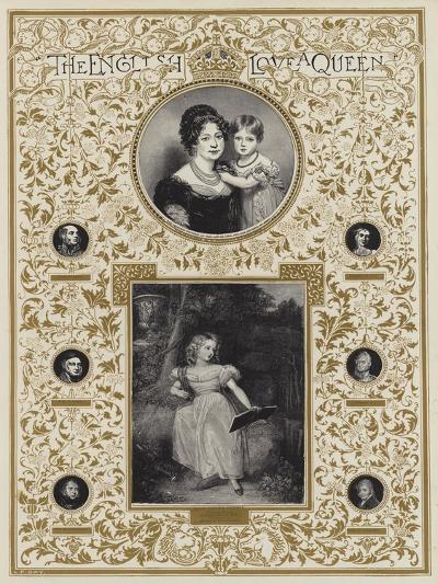 Hrh Princess Victoria--Giclee Print