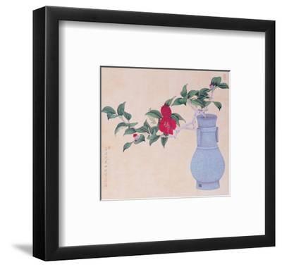 Camellia in the Vase