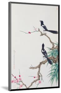 Happy Birds in Plum Tree by Hsi-Tsun Chang