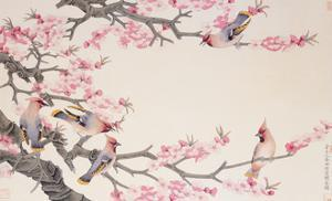 Singing Birds in Spring by Hsi-Tsun Chang