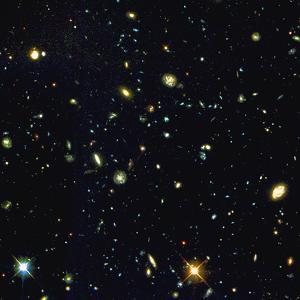 HST Deep-view of Several Very Distant Galaxies