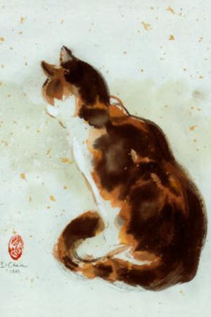 Dehong's Cat