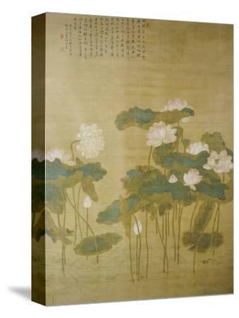 Lotus Pond, 1726