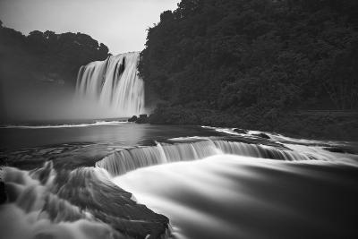 Huangguoshu Waterfalls-Yan Zhang-Photographic Print