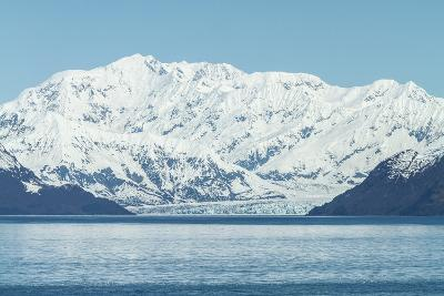Hubbard Glacier in Yakutat Bay, Alaska.-jirivondrous-Photographic Print