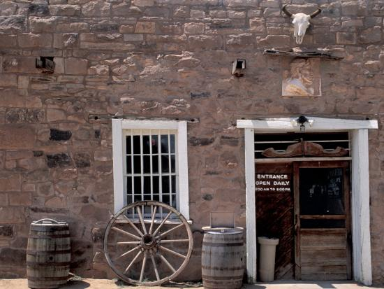 Hubbell Trading Post National Historic Site on the Navajo Nation Reservation, Arizona--Photographic Print