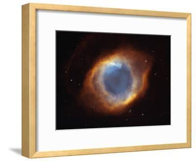 Hubble Telescope Image of the Helix Nebula