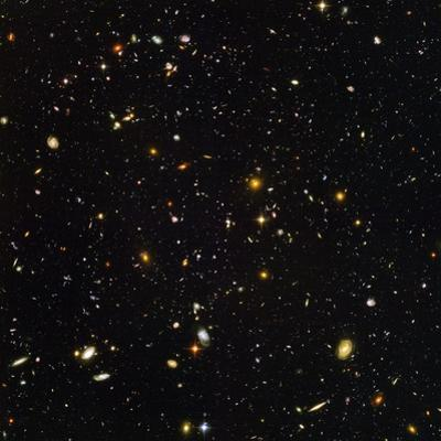 Hubble Ultra Deep Field Galaxies