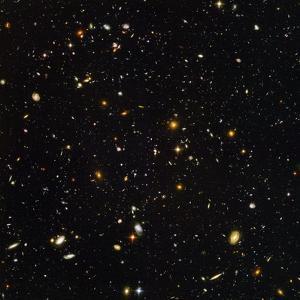 Hubble Ultra Deep Field Galaxies