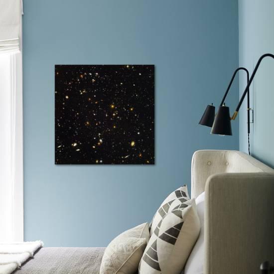 Hubble Ultra Deep Field Galaxies Photographic Print Art Com