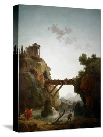 Fantastic View of Tivoli, 1789