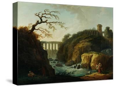 Landscape with Aqueduct and Torrent