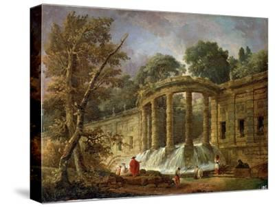 Pavilion with the Cascade, 1760