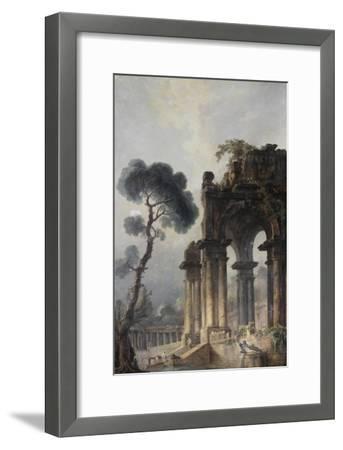 Ruins Near Water, c.1779