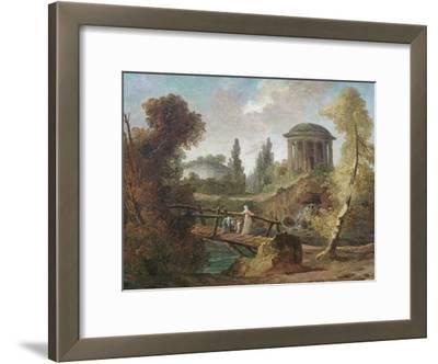 The Cascades at Tivoli, C.1775