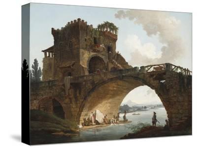The Ponte Salario, c.1775