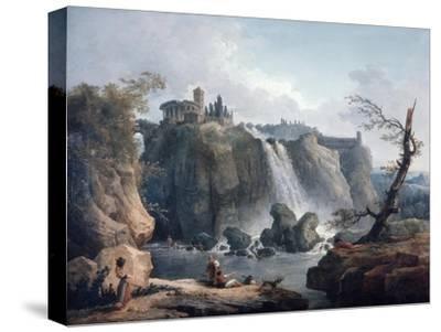 The Waterfall at Tivoli, 18Th/Early 19th Century