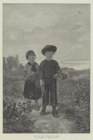 Hans and Greta