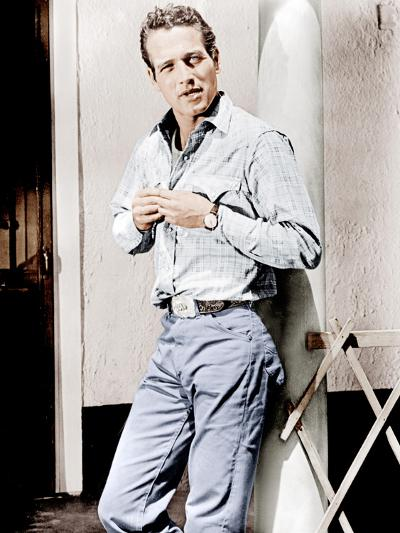 Hud, Paul Newman, 1963--Photo