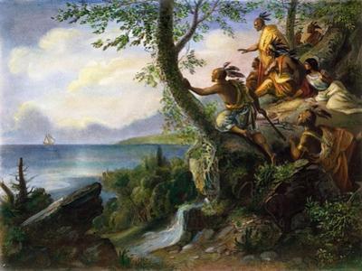 Hudson: New York, 1609