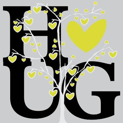 Hug (Spring)-Erin Clark-Art Print
