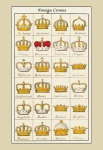 Foreign Crowns: Bohemia, Sardinia by Hugh Clark