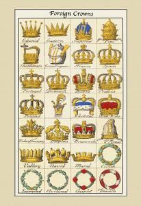 Foreign Crowns: Celestial, Eastern by Hugh Clark
