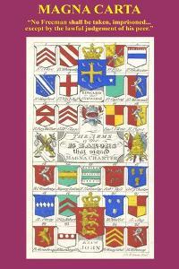 Magna Carta by Hugh Clark