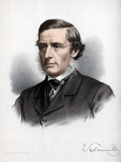 Hugh Grosvenor, 1st Duke of Westminster, C1890-Petter & Galpin Cassell-Giclee Print