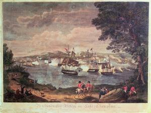 Macdonough's Victory on Lake Champlain and Defeat of the British Army at Plattsburg by General… by Hugh Reinagle
