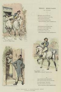Young Herchard, a Somersetshire Story by Hugh Thomson