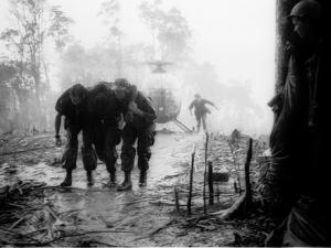 Battle Casualty by Hugh Van Es