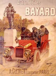 Autos Bayard by Hugo D'Alesi