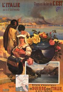 L'Italie by Hugo D'Alesi