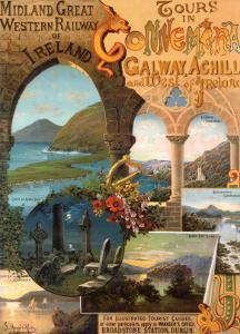 Tour Ireland Connemira Mgw Railway by Hugo D'Alesi