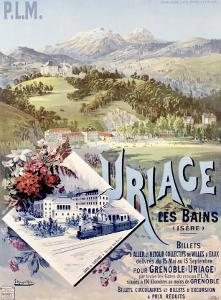 Uriage les Bains by Hugo D'Alesi