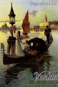 Venise by Hugo D'Alesi