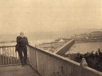 Hugo Exile Photo--Photographic Print