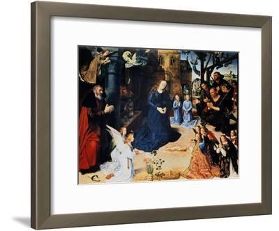 Adoration of the Shepherd, 1476-1479