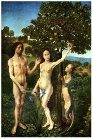 Original Sin: the Fall of Adam and Eve, C1467-1468