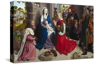 The Adoration of the Kings (Monforte Alta), Ca 1470