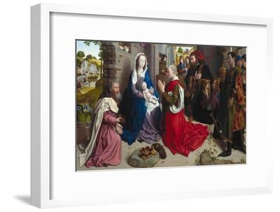 The Adoration of the Kings (The Monforte Altarpiece)