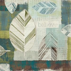 Be Leaves IV by Hugo Wild