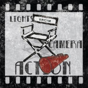 Lights Camera Action by Hugo Wild