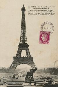 Paris 1900 by Hugo Wild