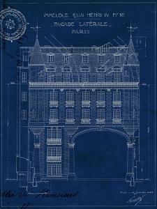 Quai Henri Blueprint II by Hugo Wild