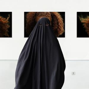 Looking Through Her Mind.....! by Huib Limberg
