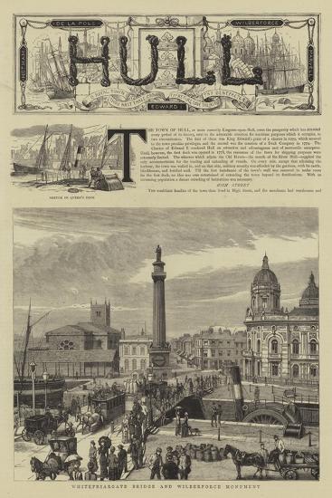 Hull--Giclee Print